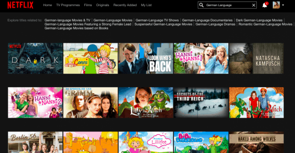 how to download shows on netflix canada